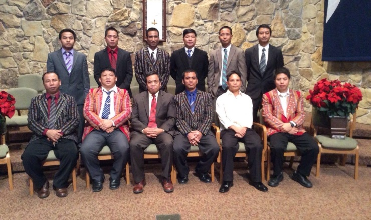 14-15 Deacons